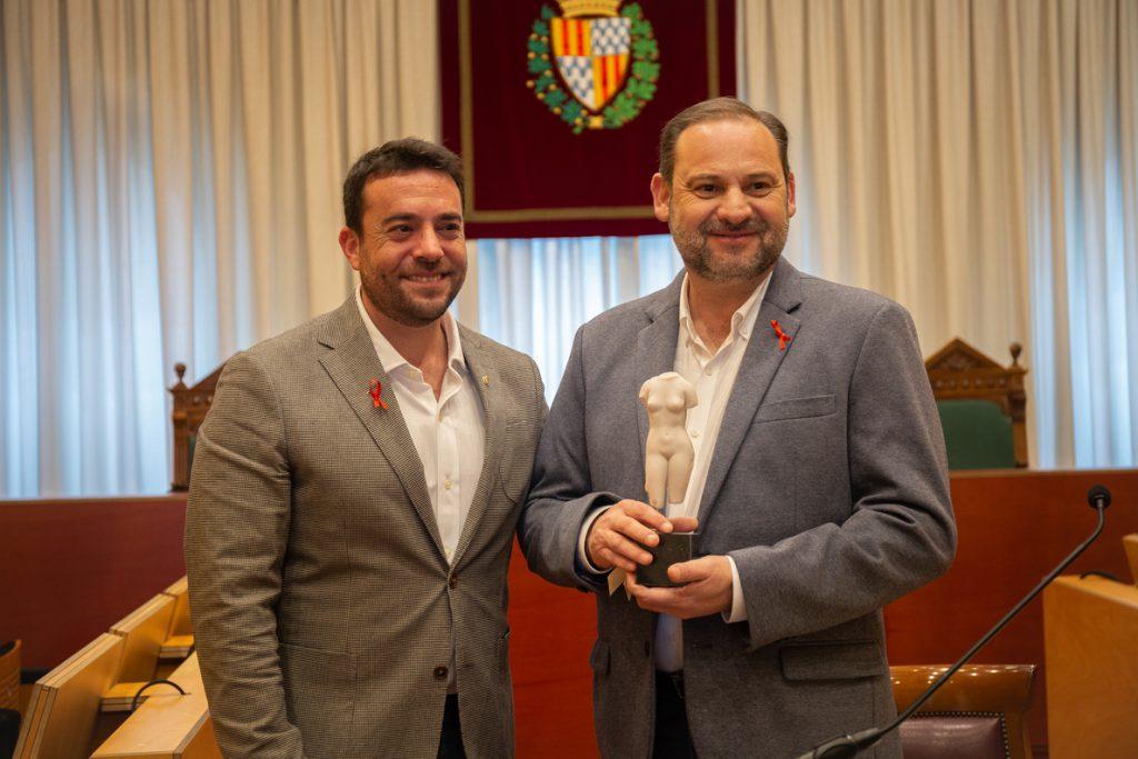 Ábalos afirma que «hay que confiar en el sistema judicial» de España