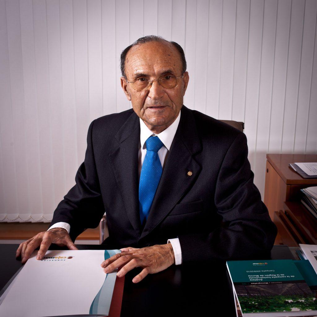 Fallece el fundador de Cajamar, Juan del Águila Molina