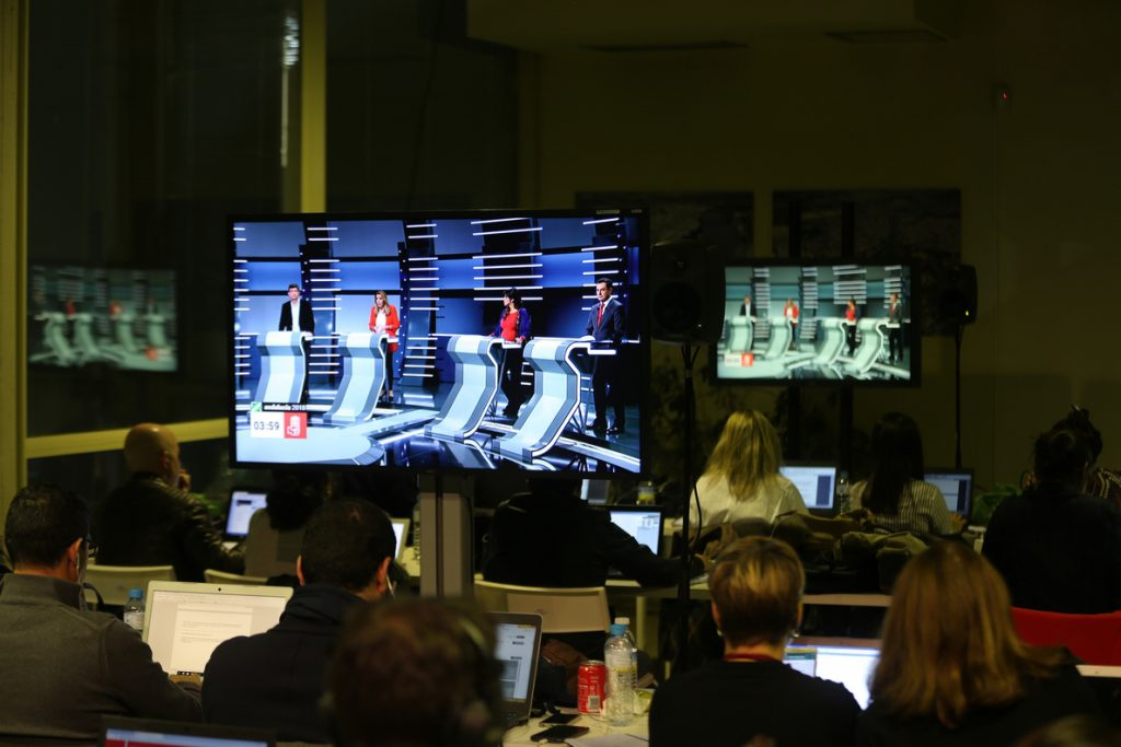 RTVE dedicará una cobertura informativa especial a la jornada electoral