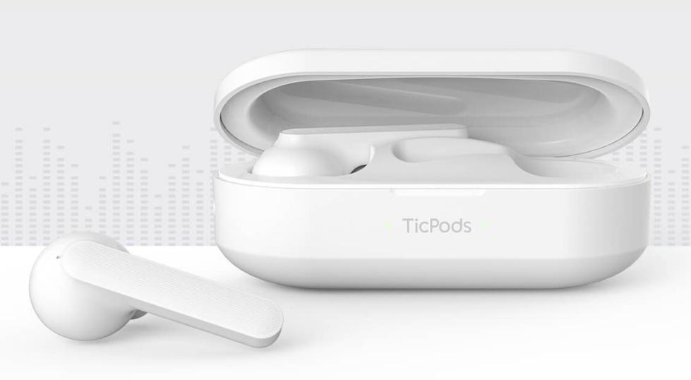 TicPods Free, de Mobvoi, unos auriculares inalámbricos con un control táctil mejorable y una batería aceptable