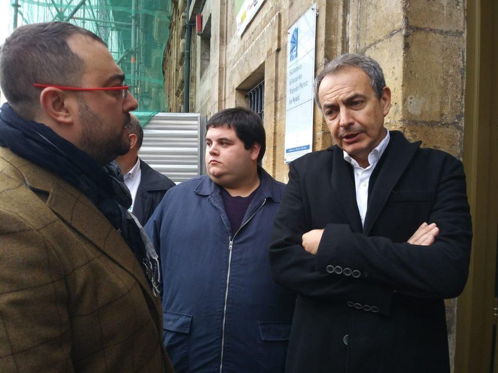 Zapatero aboga por un constitucionalismo que sepa «escuchar y atraer» a independentistas ante el fracaso del 'procés'