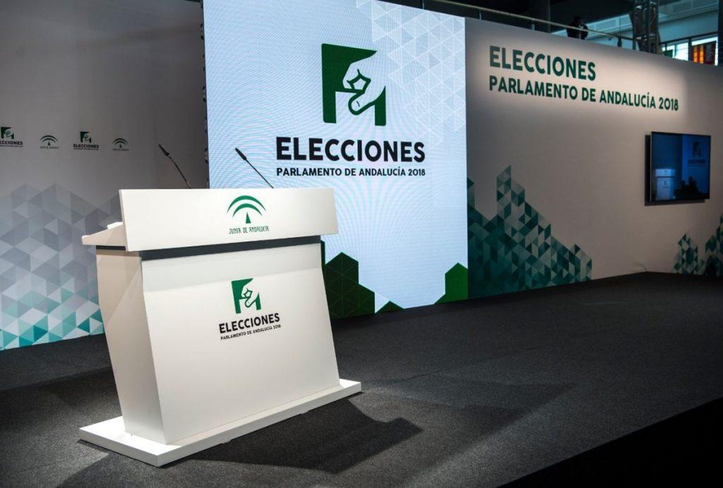 Casi 200 profesionales de 30 medios, acreditados para seguir la jornada electoral desde el Centro de Datos