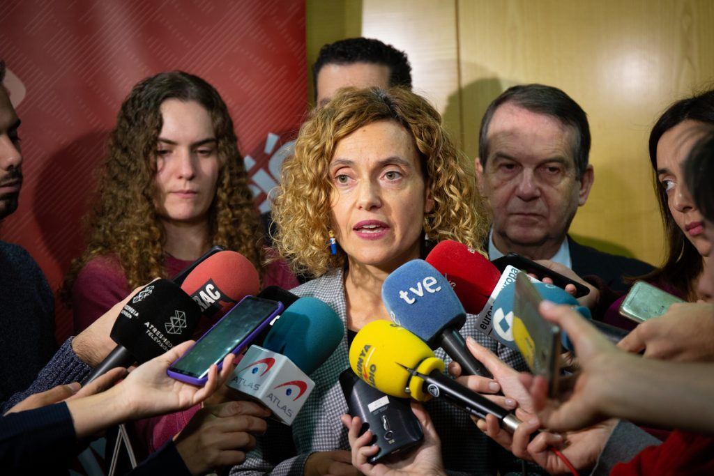 Batet descarta incluir la autodeterminación en una reforma de la Constitución española