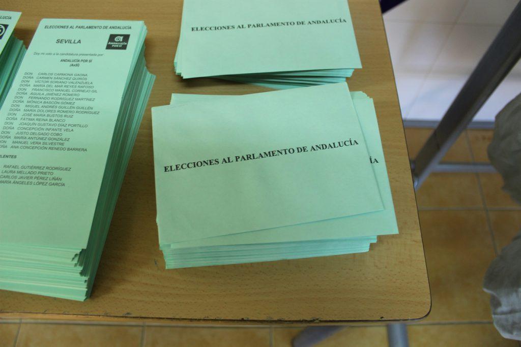 Correos confirma que la actividad relacionada con el voto por correos transcurre sin incidencias