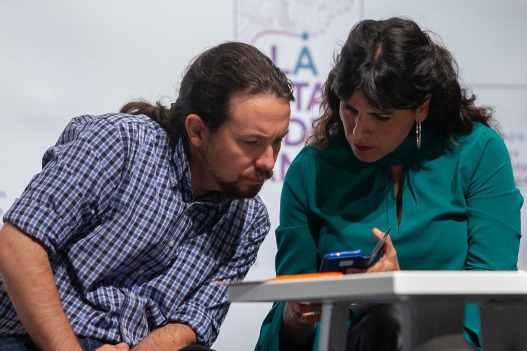 Podemos e IU pierden tres escaños y cinco puntos respecto a 2015 y no cumplen expectativas con Adelante Andalucía