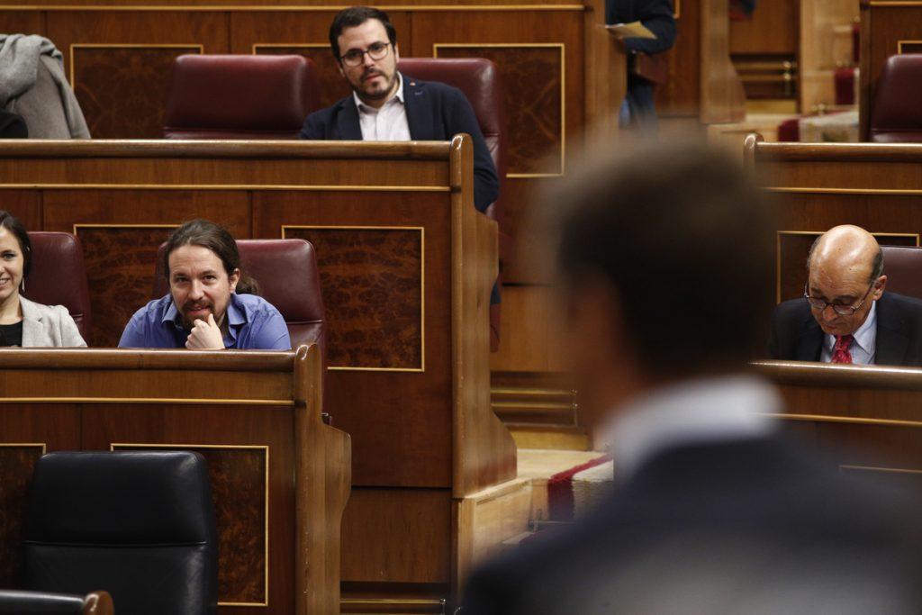 Unidos Podemos pide publicar datos fiscales de beneficiarios de la amnistía, incluso de la Familia Real