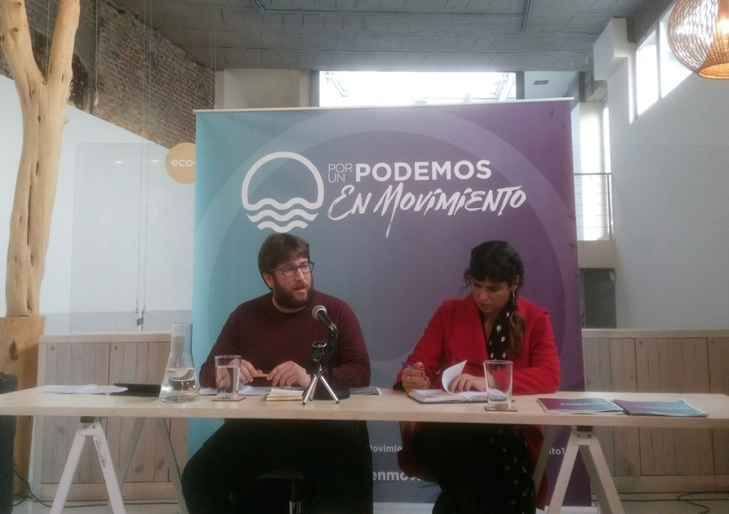 Anticapitalistas pide a Podemos que desconvoque las primarias de las generales y ponga fin a la «inercia suicida»