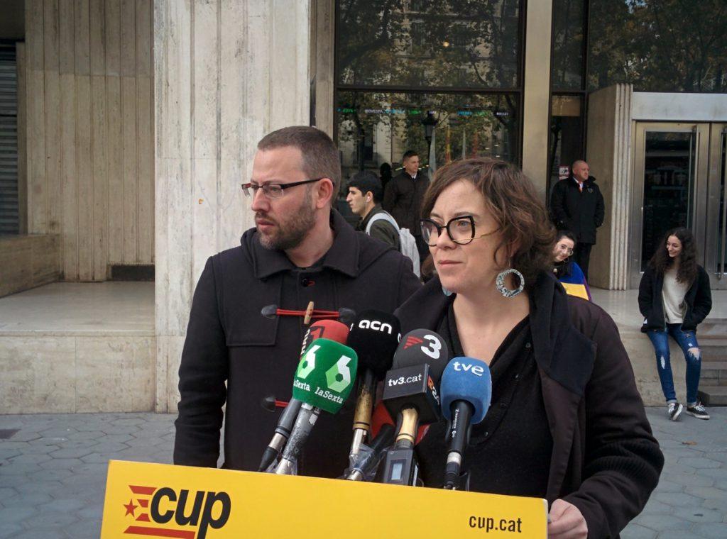 La CUP asegura que la reunión con Torra, Puigdemont, JxCat y ERC fue «una más»