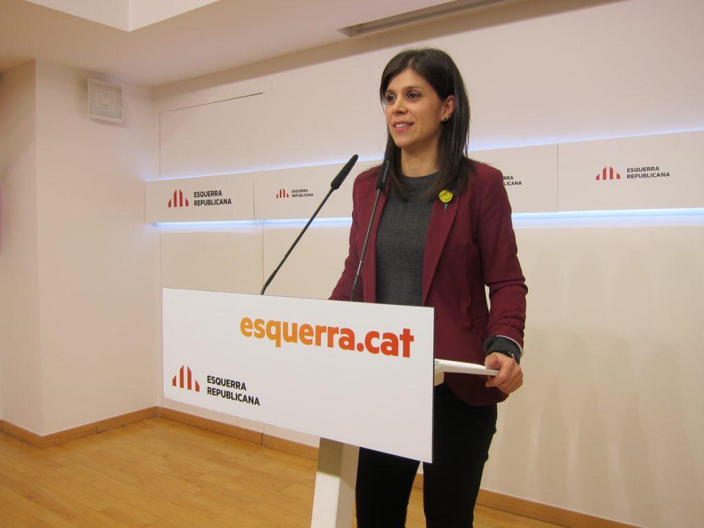 ERC apoya la huelga de hambre e impulsará con JxCat «medidas de acompañamiento»