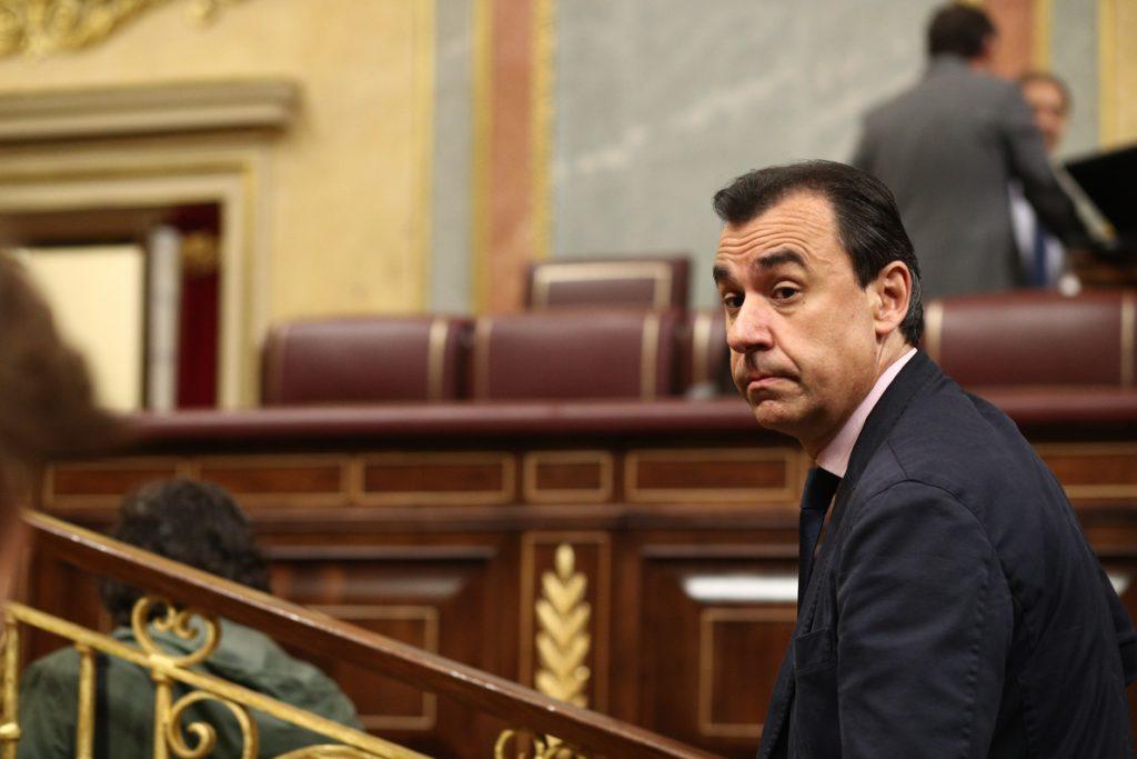 Maillo (PP) tacha a Susana Díaz de «pueril» por exigir al PP no pactar con Vox y recuerda los socios de la moción