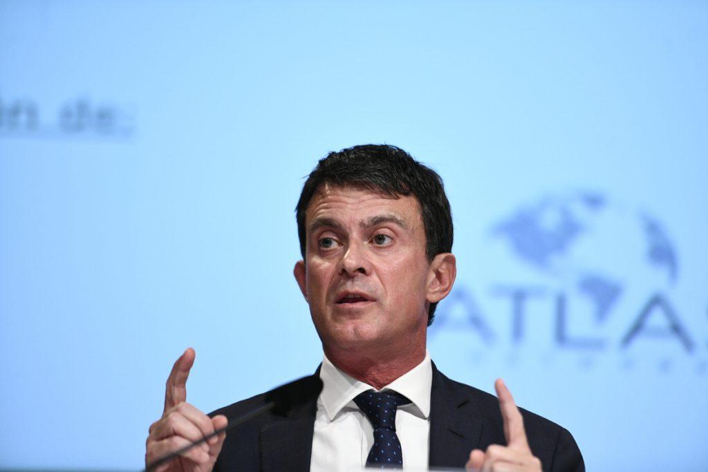 Valls critica el «populismo de extrema derecha» de Vox y aboga por una alianza constitucionalista en Andalucía