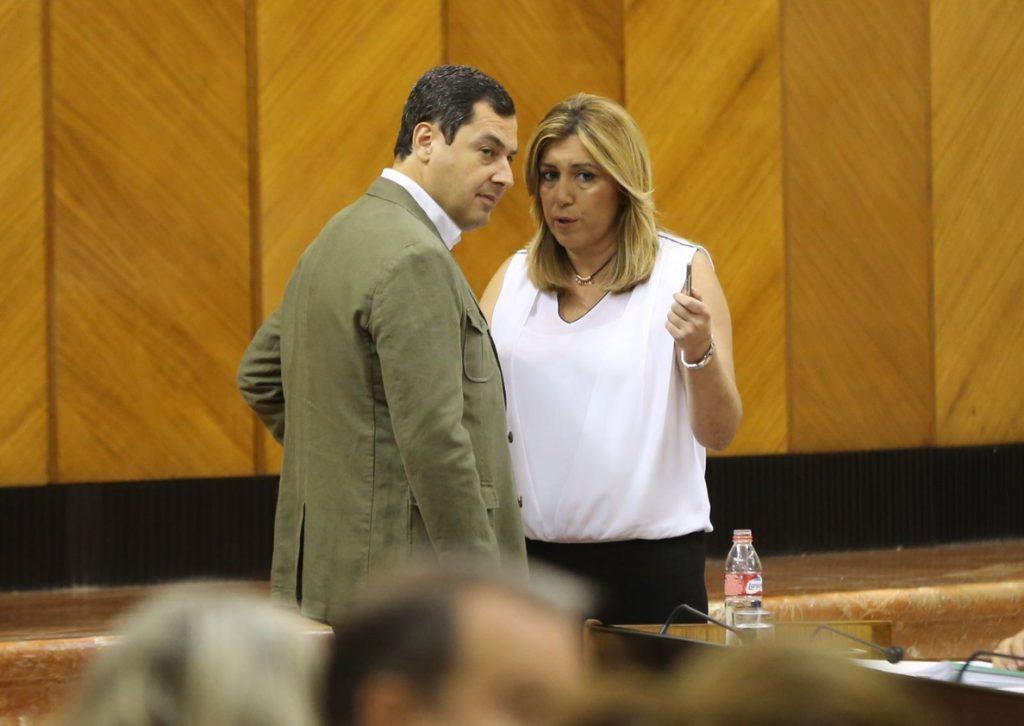 El 'bipartidismo' PSOE-PP cae al mínimo histórico por debajo del 49% con 718.000 votos y 13 puntos menos que en 2015