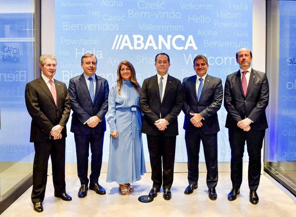 Abanca abre una oficina en Miami y ya está en diez países de Europa y América