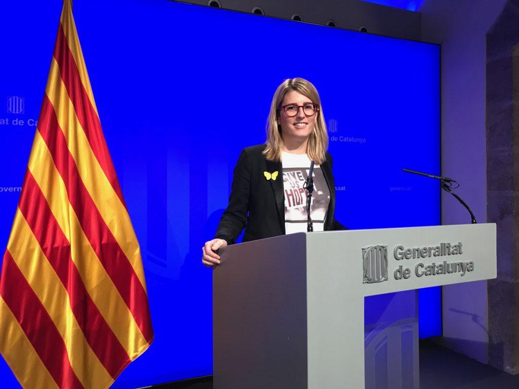 La Generalitat ve «provocación» en que la reunión del Consejo de Ministros sea el 21-D