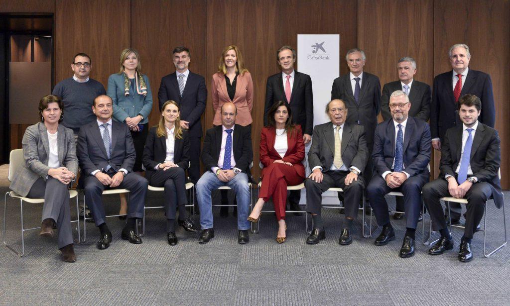 Gual (CaixaBank) explica al comité consultivo de accionistas el Plan Estratégico 2019-2021