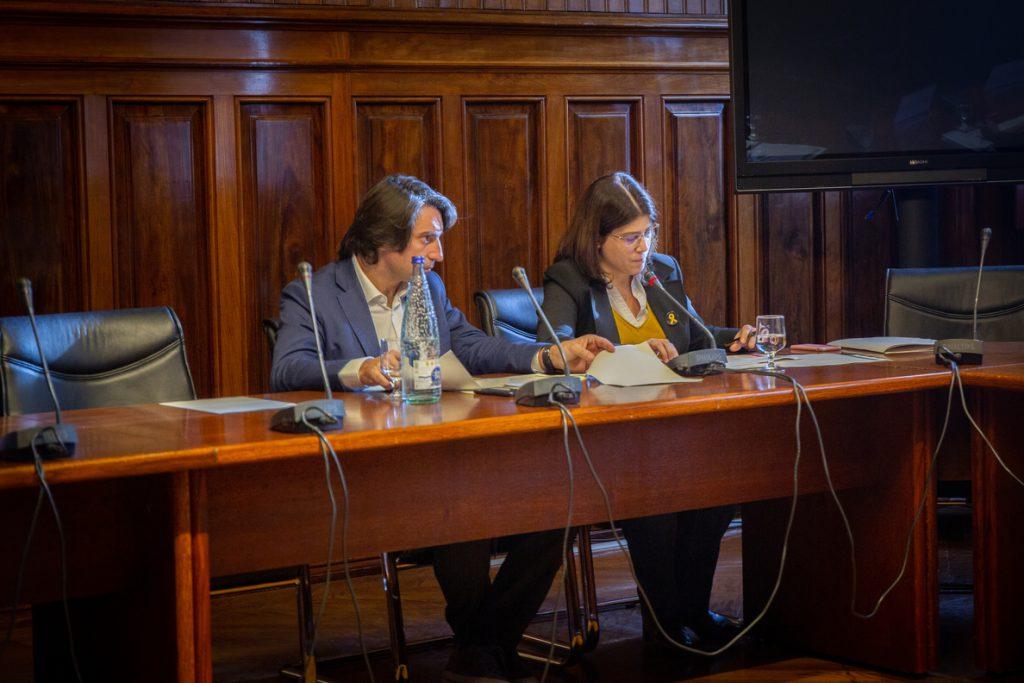 El PSC abandona la comisión de investigación del 155 por ser una «herramienta de propaganda»