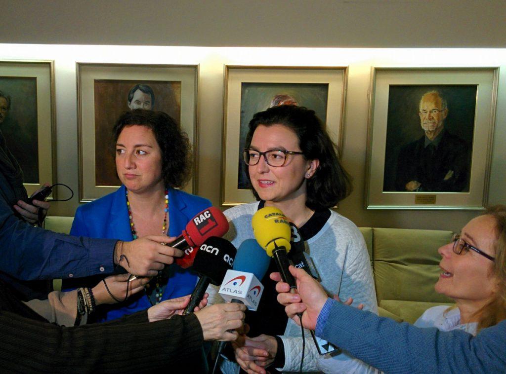 El PSC descarta negociar las cuentas catalanas si no hay PGE: «No hay negociación posible»