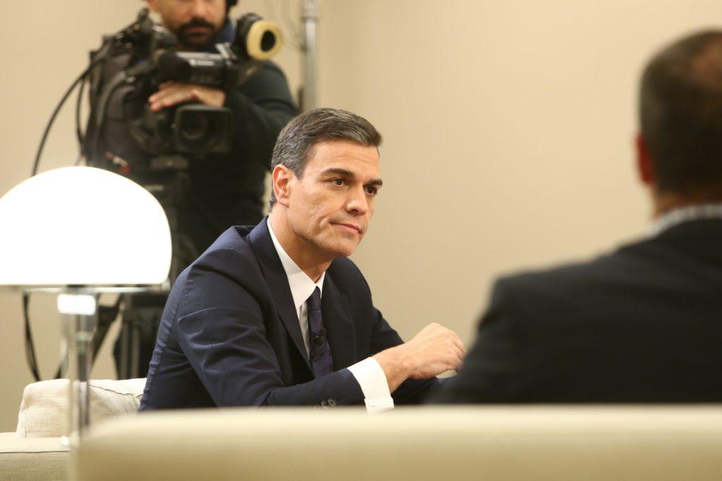 Sánchez anuncia que el Consejo de Ministros aprobará en enero el proyecto de Presupuestos para 2019