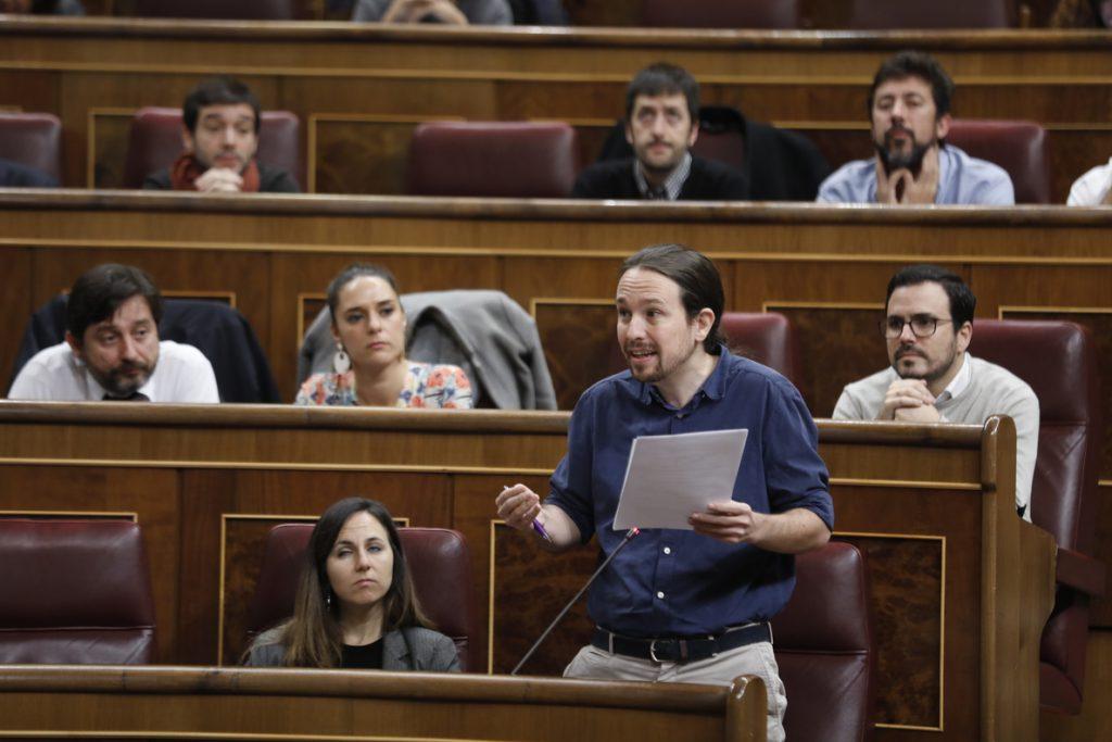 Solo 24 de los actuales diputados de Podemos aspiran a repetir en las listas de primarias para las generales