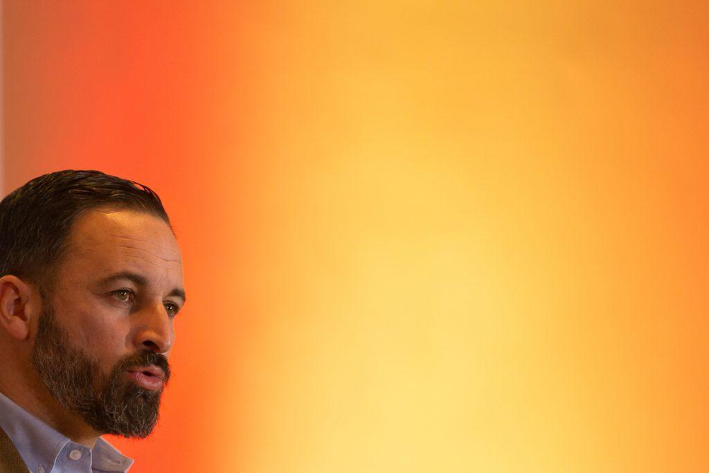 Abascal (VOX) exigirá el cierre de Canal Sur para dar su apoyo al candidato a presidir la Junta de Andalucía