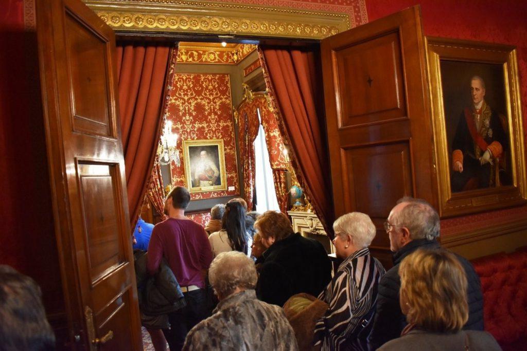 El Senado cierra sus Jornadas de Puertas Abiertas con 3.526 visitantes