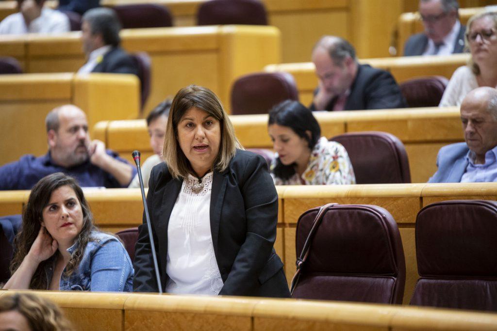 Solo una senadora de Podemos se apunta a las primarias para repetir en el Senado y tres quieren cambiar al Congreso