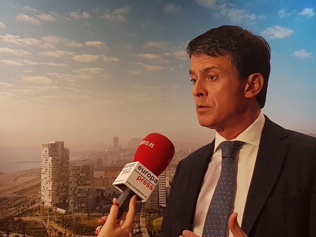 Valls apuesta por un «gran pacto de país» contra los populismos y rechaza tratos con Vox