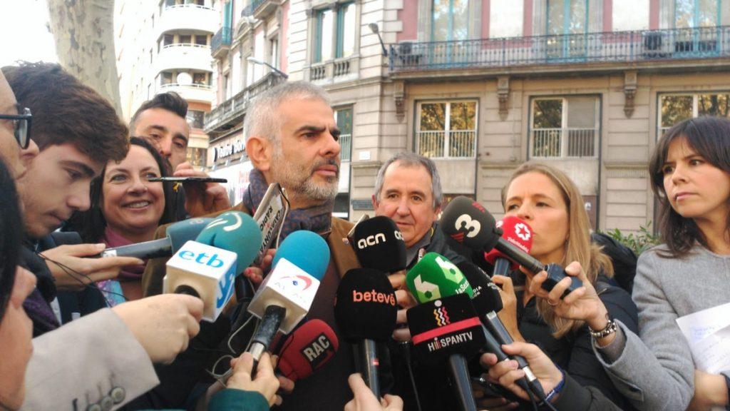 Carrizosa (Cs) critica que «los radicales acosen a los que quieren celebrar la Constitución»