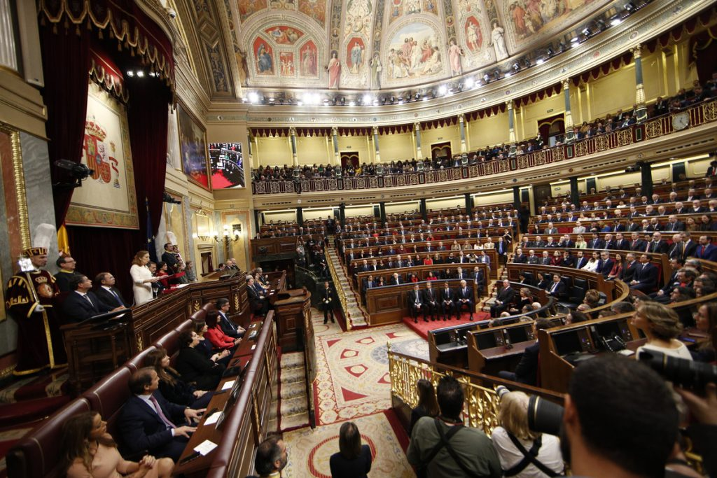 La Constitución reúne en su 40 aniversario a Reyes, gobernantes y parlamentarios de la Transición y la actualidad