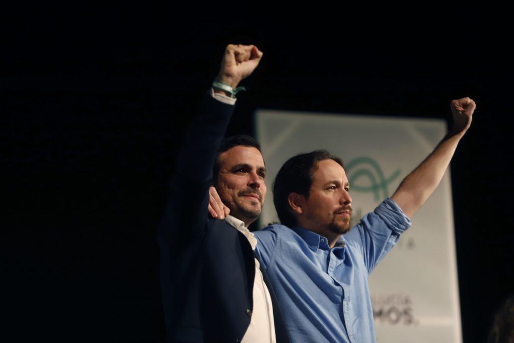 Pablo Iglesias exige «modernizar» la Constitución y reivindica la República como solución a los desafíos