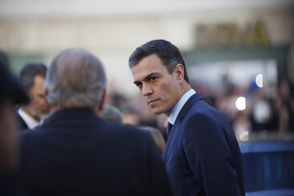 Pedro Sánchez celebra la detención del «ultra» García Juliá: «la Democracia y la Justicia siempre vencen a sus enemigos»