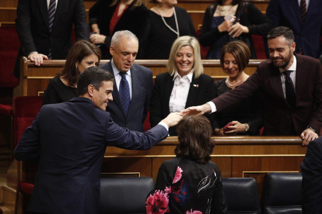 Sánchez cree que se abrirá paso antes un consorcio de derechas en Andalucía que la repetición de las elecciones