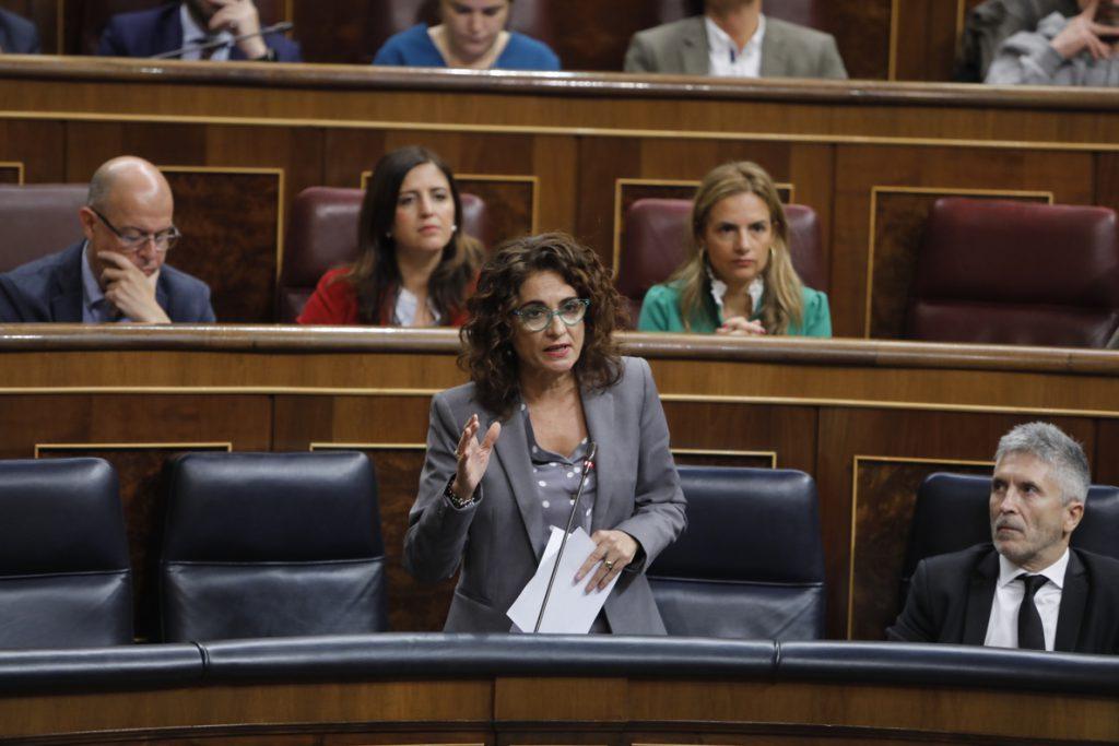 (Ampl.)El Gobierno aprueba este viernes de nuevo su senda de déficit como paso previo a los PGE de 2019