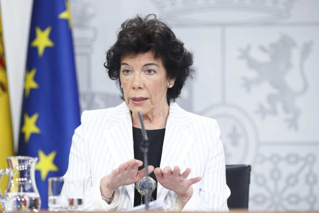 Aprobados más de 200 millones de euros en programas de cooperación territorial educativos con las CCAA