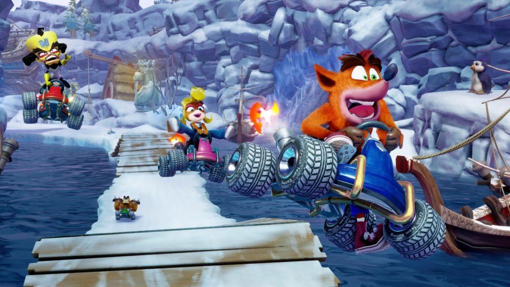Crash Team Racing regresará en junio de 2019 con modo online competitivo