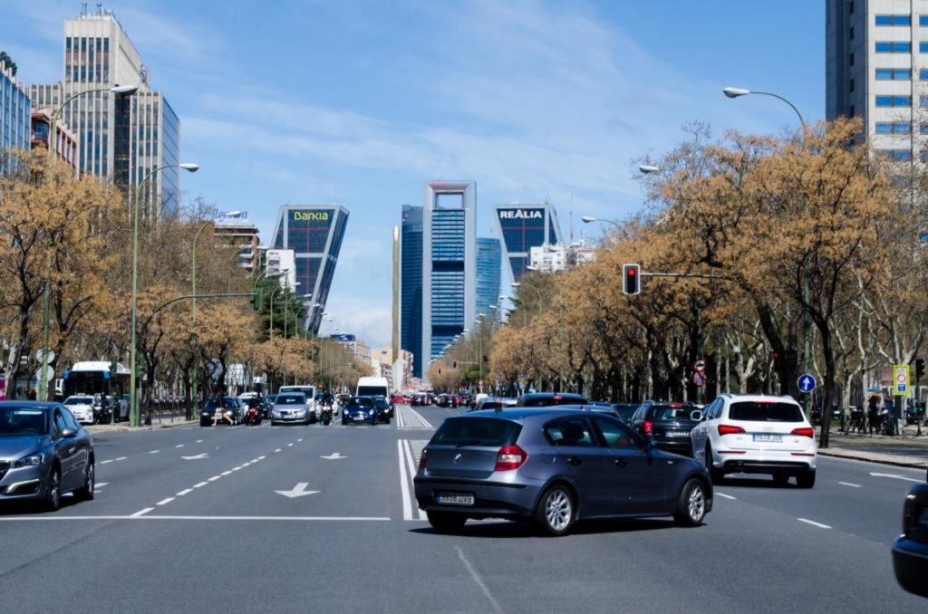 La Castellana y viales del entorno sufrirán este domingo cortes de tráfico por la celebración de la Copa Libertadores