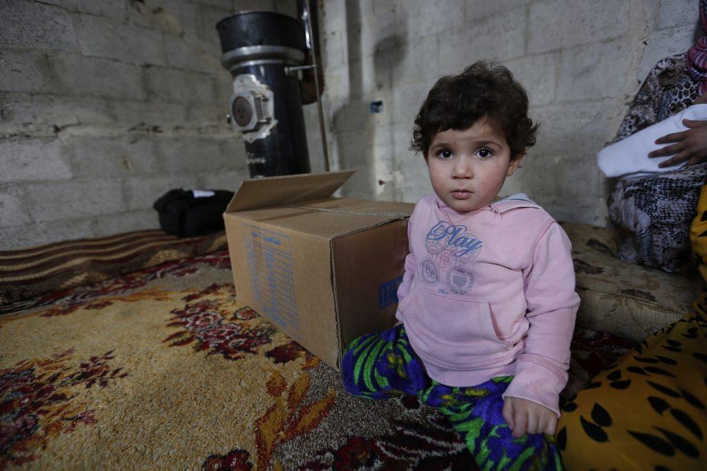 Naciones Unidas inicia una misión extraordinaria de ayuda a cientos de miles de refugiados sirios en Jordania
