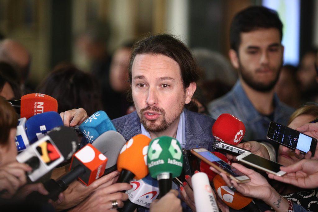 Pablo Iglesias comparecerá esta semana en el Senado para explicar la financiación de Podemos