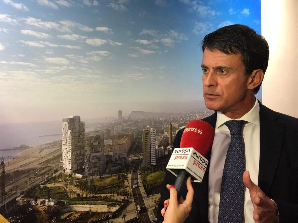 Valls: «Juan Carlos I ha hecho más por la democracia y la libertad que ciertos dirigentes políticos»