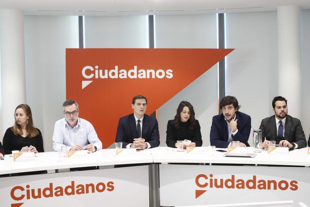 Cs no pone como «línea roja» ocupar la presidencia de la Junta de Andalucía, según Villegas