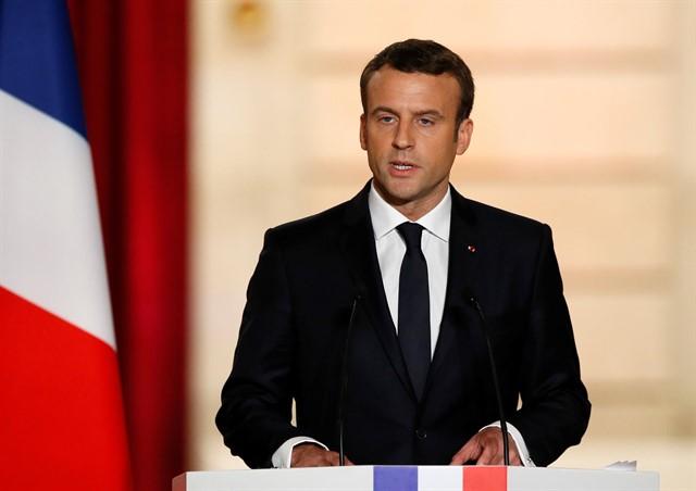 Macron declara el «estado de emergencia económica y social» tras las protestas de los chalecos amarillos