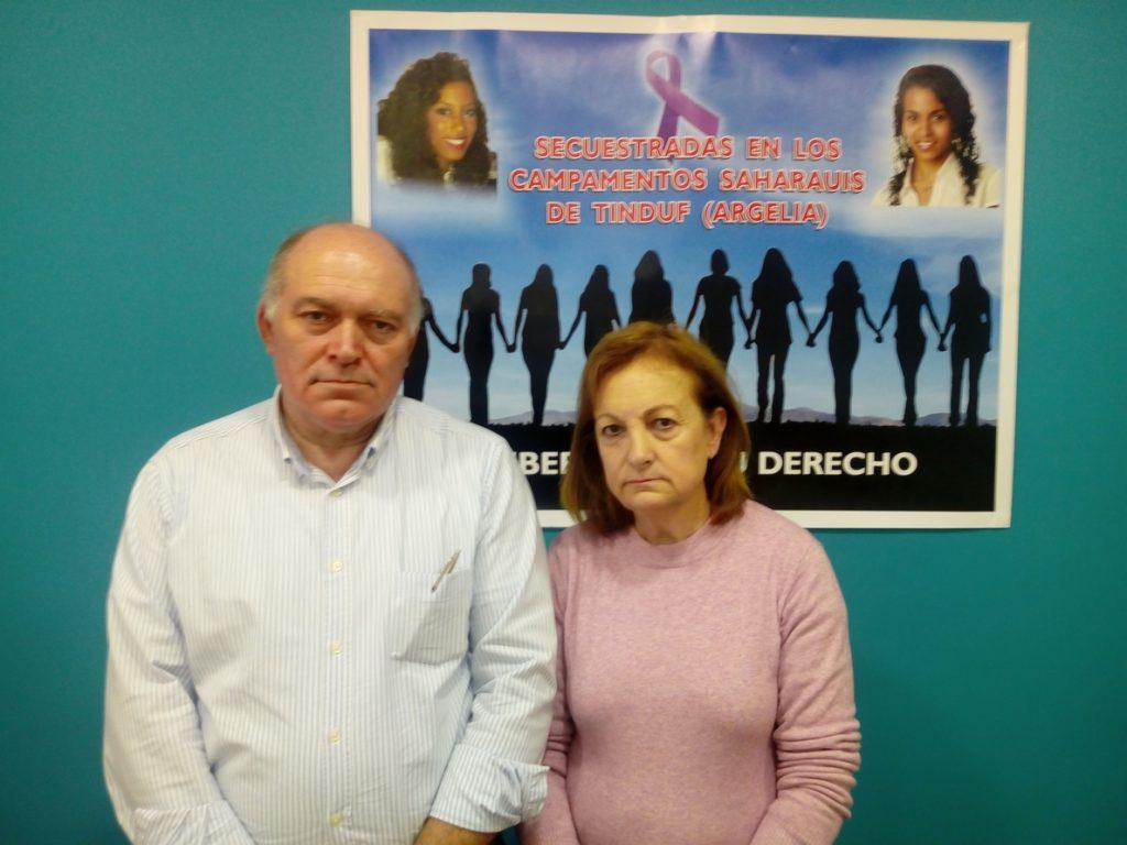 La familia de Maloma pide a Pedro Sánchez que intervenga con motivo del tercer aniversario del «secuestro»