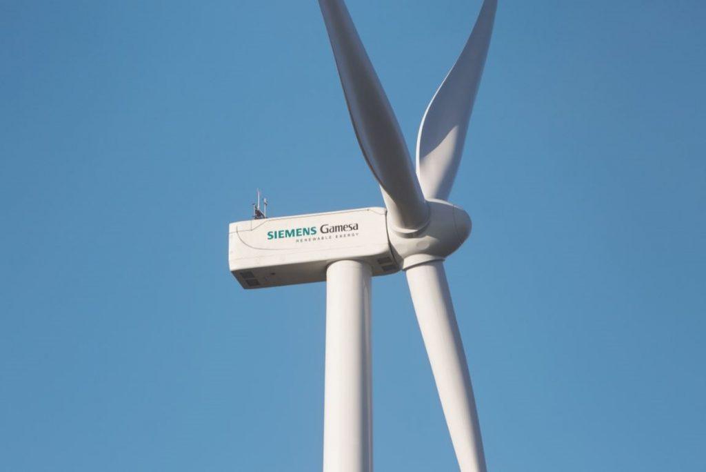 Siemens Gamesa suministrará 249 MW para dos parques eólicos de Enel en México