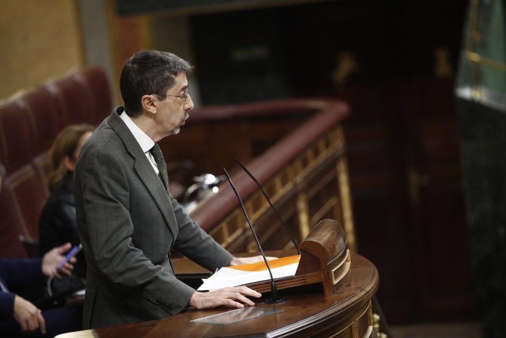 El Congreso tramita el traspaso de la AP-9 a la Xunta de Galicia con la abstención de Ciudadanos