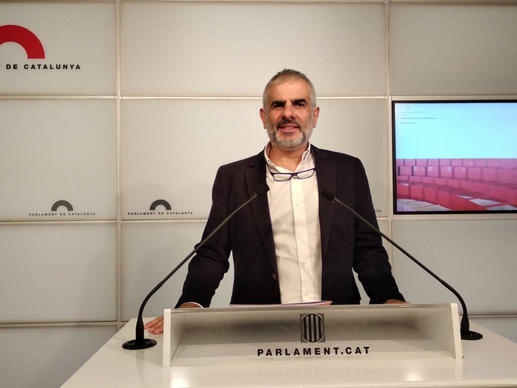 Cs critica las cartas del Gobierno a la Generalitat y exige «aplicar la Constitución»