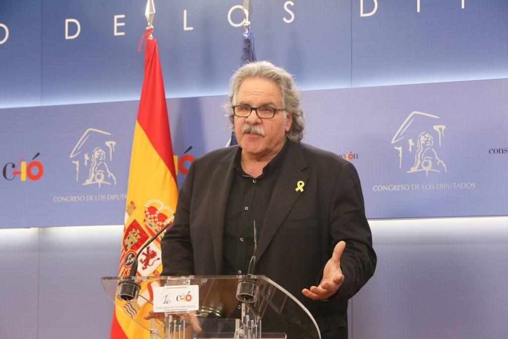 ERC mantiene la mano tendida a Sánchez y promete que no perderá los nervios pese a la «locura, el ruido y la demagogia»