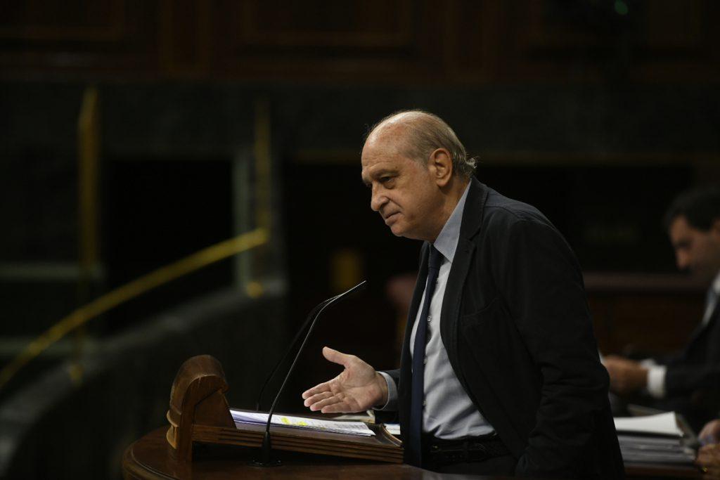 Fernández Díaz se desmarca del supuesto uso de fondos reservados para rescatar papeles de Bárcenas: Yo no los gestionaba