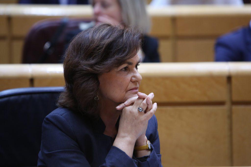 El Gobierno rechaza convocar generales tras acusarle Cs de «mentir» por haberse comprometido para llegar a Moncloa