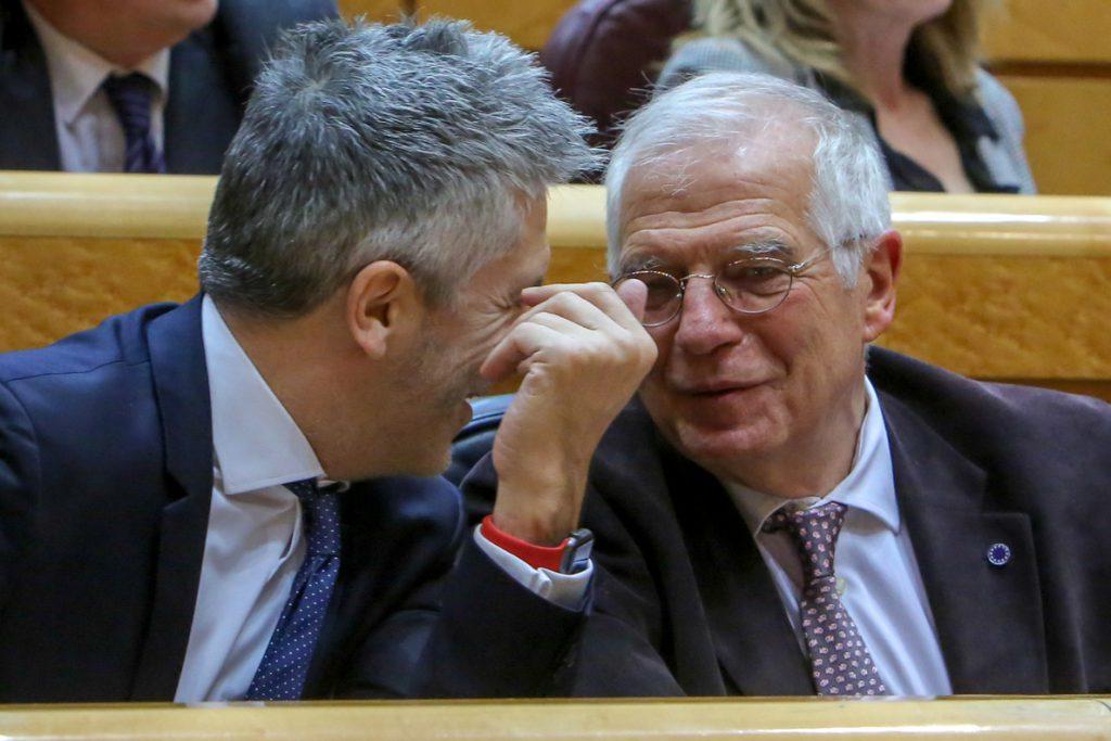 Marlaska niega discrepancias y deja para el final la transferencia a Euskadi de Prisiones y Seguridad Social
