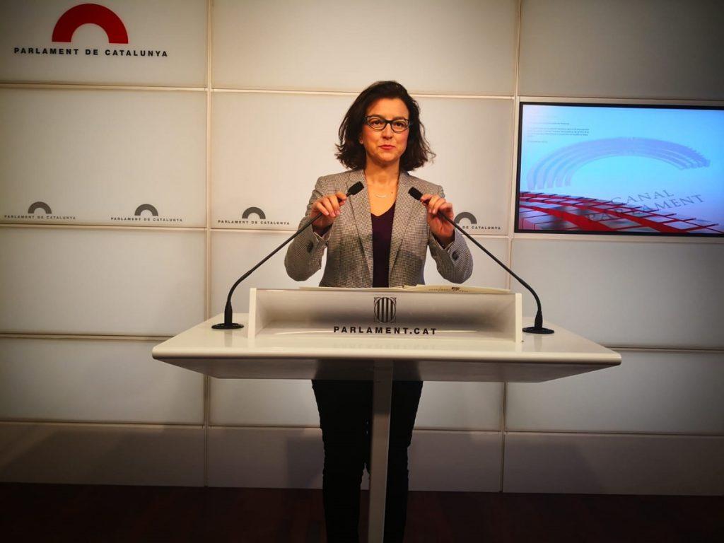 El PSC pide a Torra garantizar el Consejo de Ministros «con tranquilidad en las calles»